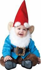 Incharacter Lil Garden Gnome Plush Halloween Costume-  12-18 M NEW  Infant NEW