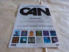 CAN - Publicité de magazine / Advert !! THE SINGLES !!!!!!!