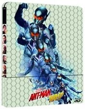 Ant-Man and the Wasp (Blu-Ray 3D + Blu-Ray Disc - SteelBook)