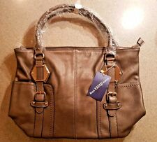 Royal LIZZY Couture Satchel Handbag. NEW! MSRP $199