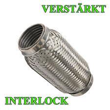 Flexrohr 55x150mm Interlock BMW , Mercedes, VW, FORD