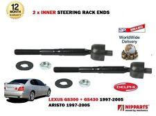 Pour Lexus GS300 GS430 Aristo 1997->2x Volant Intérieur Biellette Rack Embouts