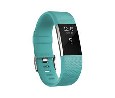 Fitbit Charge 2 Small Teal/silver -