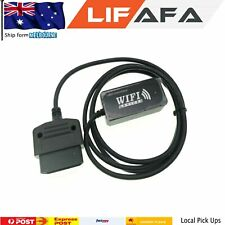 WiFi ELM327 OBD2 Auto Scanner For PC ANDROID IOS OBD II Diagnostic Cable Scan AU