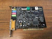 Sound Blaster Card sb0200 creative labs live PCI
