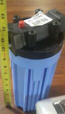 "PENTEK 150067-75 10"" Filter Housing 3/4"" NPT Single Cartridge1ECP4 Big Blue w/PR"