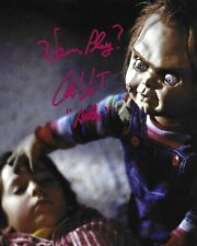Alex Vincent Signed 10x8 Photo - Child's Play - Andy - Chucky - COA - RACC