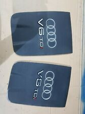 AUDI A6 C5 ALLROAD 2.5TDI V6 TOP ENGINE COVERS