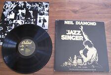 "Neil Diamond - LP - ""The Jazz Singer"" Soundtrack - Canadian pressing - VG+"