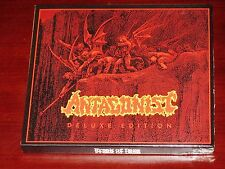 Antagonist: Damned And Cursed…To Life On Earth - Deluxe Edition CD 2016 USA NEW