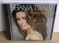 Shania Twain : Come On Over CD  Brand New And Sealed