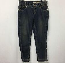 DKNY Jeans Pants 2 Petite 2P Womens Blue Denim NWOT
