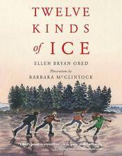 Twelve Kinds of Ice by Ellen Bryan Obed