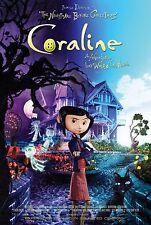 Coraline Movie Poster 18'' X 28'' ID:2