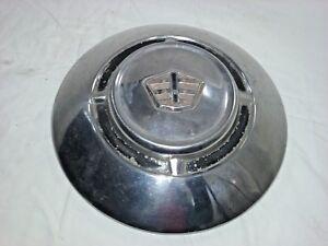 """1955 Dodge Dog Dish Hub Cap Chrome 9""""    -  H06"""