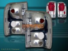 1993-1997 FORD RANGER ALTEZZA TAIL LIGHTS CLEAR 1994 1995 1996 NEW