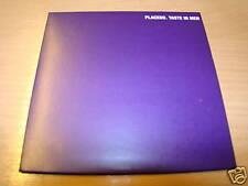 placebo - taste in men promo cd