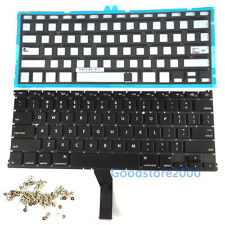 "100% New App Macbook Air 13"" A1369 A1466 US English Keyboard MC965 MC966 MD231"