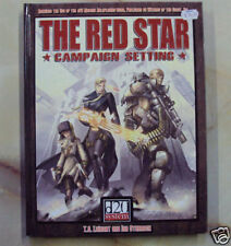 RED STAR CAMPAIGN SETTING D20 RPG NEW HARDCOVER