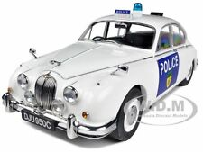 1965 JAGUAR MARK II LEICESTERSHIRE POLICE 1/18 LTD TO 999PC BY MODEL ICONS 99908