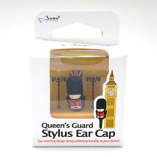 Red Queen's Guard Stylus Cellphone Earphone Jack Plug