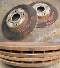 Mazda MX-5 Miata NA8 Roadster Factory Front Brake Discs. Pair.sec/h #9