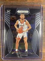 2019-20 Panini Prizm Basketball Rookie Card Ty Jerome #88 RC Phoenix Suns NBA