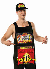 Funny Men's Peep Show Adult Costume One Size