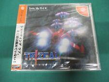 SEGA Dreamcast -- TRIZEAL -- JAPAN. GAME. Sealed & New!!. 42843