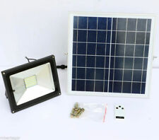 Spot LED solaire  Spot Led extérieur solaire avecTélécommande  50w