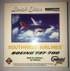 Gemini Jets Southwest Airlines Boeing 737-700 - GJSWA253 - N795SW - 1/400