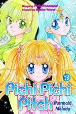 Pichi Pichi Pitch 3: Mermaid Melody (Pichi Pichi Pitch: Mermaid-ExLibrary