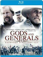 Gods And Generals (DVD,2003)