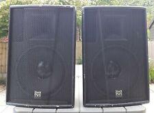 More details for 2 x martin audio speaker blackline f12+