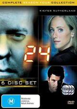 24 Season 4 TV Series DVD R4 Postage