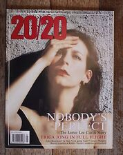 Time Out 20/20 magazine - Jamie Lee Curtis (August 1990 - Issue 17)