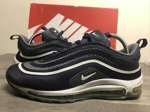 Nike Air Max 97 Ultra 17 'Midnight Navy' Men's Shoes (918356-400) SIZE 8.5