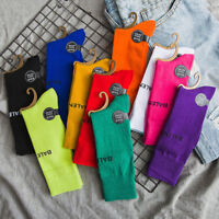 New 5 pairs of fashion stockings Balenciaga² high tube socks cotton ladies socks