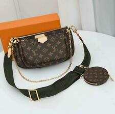 Double Pochette Crossbody Bag