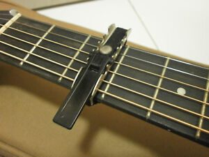 Used Unbranded Guitar Capo