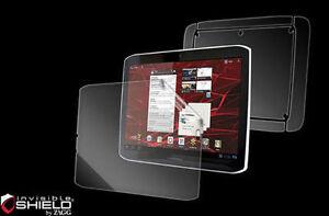 """Zagg Invisible SHIELD Motorola Xoom 2 8.2"""" Media Edition Full Body Protection"""