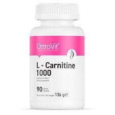 OSTROVIT L CARNITINA 1000 mg 90 Comprimidos -
