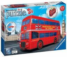 London Bus Puzzle 3D Ravensburger 12 534 - 216 pcs 10+ anni
