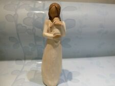 Willow Tree Hand-Painted Sculpted Figure Angel of Mine 2003 Susan Lordi