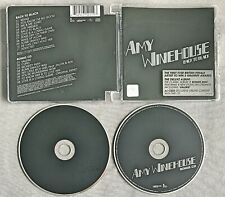 AMY WINEHOUSE - BACK TO BLACK * * 2007 Deluxe Edition Double CD Album