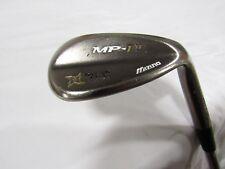 Mizuno MP T11 Black Nickel 64* Wedge 64.07 - DG Spinner Wedge flex Steel Used RH