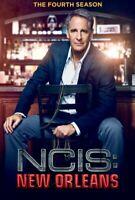Nuevo Ncis Nuevo Orleans Temporada 4 DVD 6 Discos Región 2