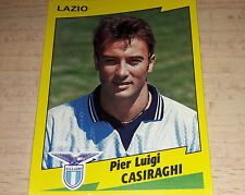 FIGURINA CALCIATORI PANINI 1996/97 LAZIO CASIRAGHI ALBUM 1997