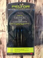 Peltor Sport Tactical 100 Electronic Hearing Protector -NRR 22 dB -TAC100