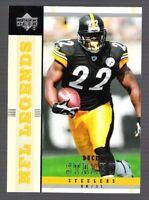 DUCE STALEY 2004 UPPER DECK NFL LEGENDS FOOTBALL CARD!!